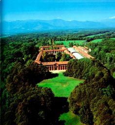 Castello de La Mandria_Venaria Reale_TO