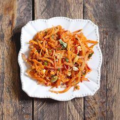 Moroccan carrot salad from levana kirshenbaum