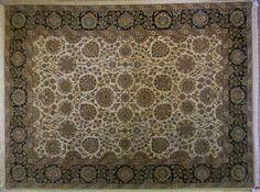 9x12 -018 Oriental Rug | Plantation Antique Galleries — 604 Bel Air Blvd., Mobile AL 36606 — (251) 470-9961