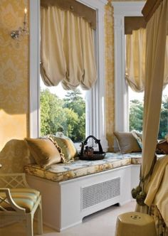 2008 Designer House sunroom Cool Stuff, Valance Curtains, Curtains, Home Goods, Playroom, House, Sunroom, Home Decor