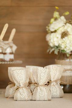 Detalhes de Festa: Detalhes - Casamento Rústico