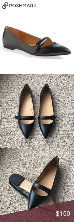 Marc Jacobs Seditionary Point-toe Mary Jane Flats Marc By Marc Jacobs Women's Black Seditionary Point-toe Mary Jane Flats. New. Sold out at $195 in Saks. Marc By Marc Jacobs Shoes Flats & Loafers