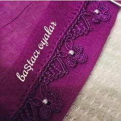 Crochet Border Patterns, Baby Knitting Patterns, Crochet Designs, Crochet Flowers, Crochet Lace, Free Crochet, Saree Kuchu Designs, Adele, Baby Scarf