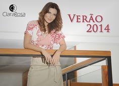 Coleção Verão 2014 Clara Rosa
