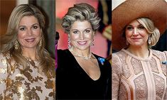 Queen Maxima ups the beauty stakes during visit to Paris