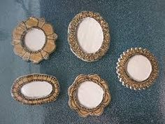 cardboard picture frames - Google Search