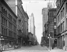 King Street, Toronto, 1900