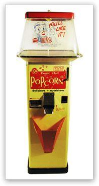 Popcorn vending