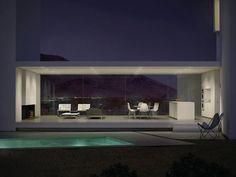 2013 RADA / On the Boards / Merit Award: Four Eyes House, Coachella Valley, Calif. / Edward Ogosta Architecture