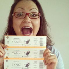 YANNI FIRST SHOW IN PRAGUE / IT WAS AWESOME !!! NEXT YEAR AGAIN HOPEFULLY :)))