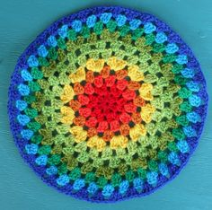 Easy-to-follow instructions for making these mandalas.