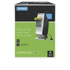DYMO LabelManager Plug and Play Wireless Labeller