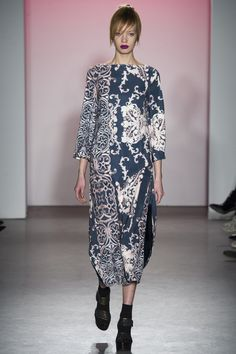See the Nanette Lepore autumn/winter 2015 collection