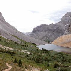 Mount Bourgeau Banff. : Mandi Goudie #trailrunningcanada #crushcanadiantrail #trailrunning