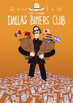 Dallas Buyers Club by Krisztián Király