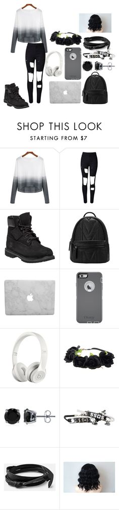 """""""Untitled #655"""" by the2020 ❤ liked on Polyvore featuring beauty, Timberland, OtterBox, Beats by Dr. Dre and BERRICLE"""