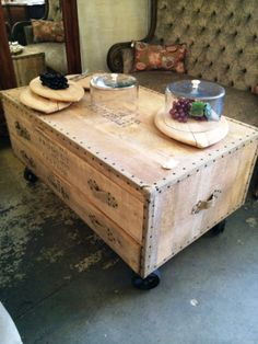 I love this coffee table! Classic Home Decor, Lounge, Contemporary, Interior Design, Coffee, Tv, Heart, Table, Projects