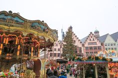 A round-up of glorious food at the Frankfurt Christmas Market
