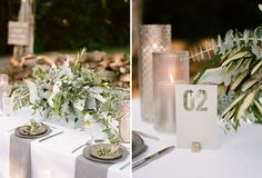Industrial influence on AL-fresco wedding style #cedarwoodweddings | Cedarwood Weddings