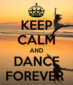 dance, forever, and love image