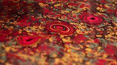 Ebru - Turkish Paper Marbleing