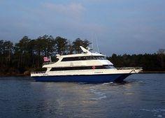 Autumn Wine & Cheese Cruise - Enjoy foliage and historic sites on this cruise in Washington DC