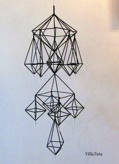 VillaTuta : Himmeli Home Decor Inspiration, Crafty, Diy, Boho, Ideas, Xmas, Bricolage, Do It Yourself, Bohemian