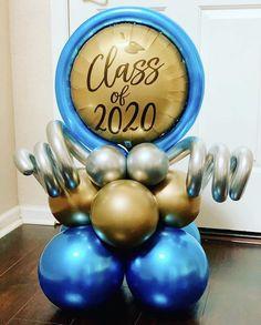 Balloon Bouquet, Balloon Decorations, Ideas Para, Balloons, Centerpieces, Mini, Crafts, Inspiration, Beautiful