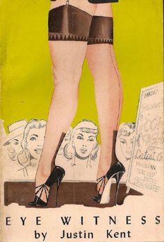 Vintage Stockings Ad