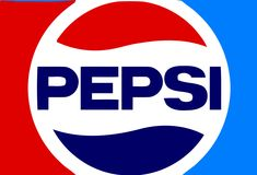 "Rose- Category: Logos and Logotype- this design represents Pepsi products. Even without the word ""Pepsi"" in the design, it is easily recognized that this is their company's logo. Logo Pepsi, 80s Logo, Famous Logos, Logo Design, Graphic Design, Identity Design, Brand Identity, Great Logos, Design Graphique"