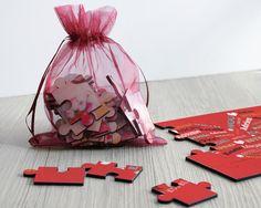 Puzzle Coeur Famille