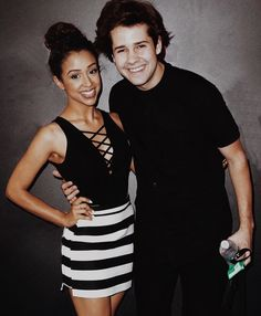 Liza and David <3