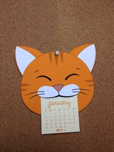 Cat 2015 Calendar - 30% OFF by GLORIACASTANEDA on Etsy https://www.etsy.com/listing/114633289/cat-2015-calendar-30-off