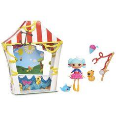 Mini Lalaloopsy Series 10 - Marina Anchors Silly Funhouse Dolls