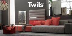 Set By Twils Lounge design Giuseppe Viganò Lounge Design, Sofa Design, Furniture Design, Interior Design, Sectional Furniture, Sectional Sofa, Couch, Living Area, Living Room