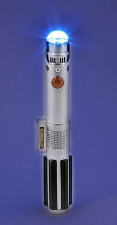 Linterna sable láser con sonido Anakin Skywalker. Star Wars. Toy Joy