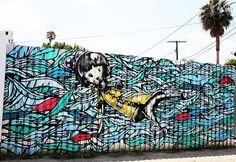 In L.A, 2016