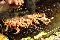 Street food, China