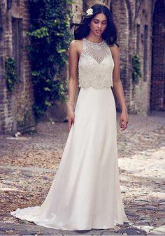 Maggie Sottero Larkin A-Line Wedding Dress