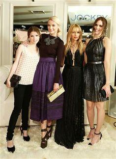 Rachel Zoe and friends
