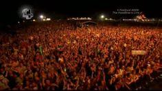 Keane - Somewhere Only We Know (Live V Festival 2009) (High Quality vide...