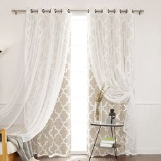 Look at this Blackout & Room-Darkening Curtains on #zulily today!