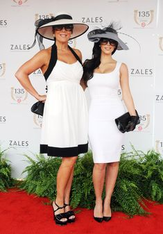 I have to go to the Kentucky Derby and wear one of these hats.