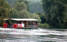 Com'è bello navigare sul fiume Adda!