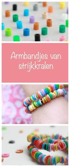 strijkkralen armbandjes maken, knutselen met kinderen, crafts for kids, hamabeads Diy Projects To Try, Diy Crafts For Kids, Projects For Kids, Arts And Crafts, Art Projects, Iron Beads, How To Make Paper, Hama Beads, Kids And Parenting