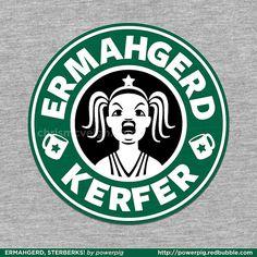 Erma gerd!!! omg coffee lol @Brandon Oxley