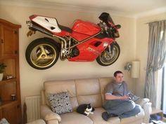 Arredamento da biker