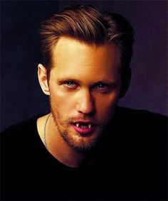 Eric Northman, True Blood. Forget about Sookie and run away with me!!! lol