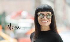 norma kamali via garance doré Lauren Bush, Microcurrent Facial, Fashion Competition, Brush My Teeth, Norma Kamali, Street Style, Fashion Story, Beauty Hacks, Beauty Stuff