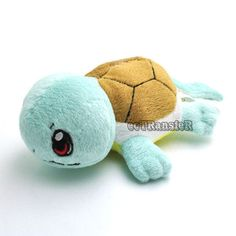5.5'' New Pokemon Squirtle Soft Plush Doll Toy/PC1912